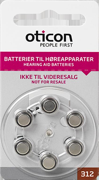 Batteri str. 312